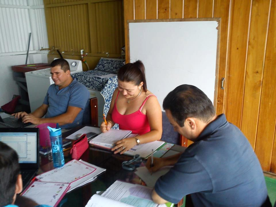 20130304 Docentes Sn Carlos Trabajo en Nvos Progr