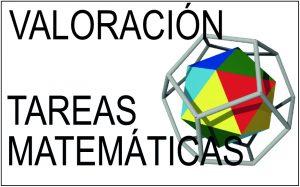 Valoracion tareas matematicas