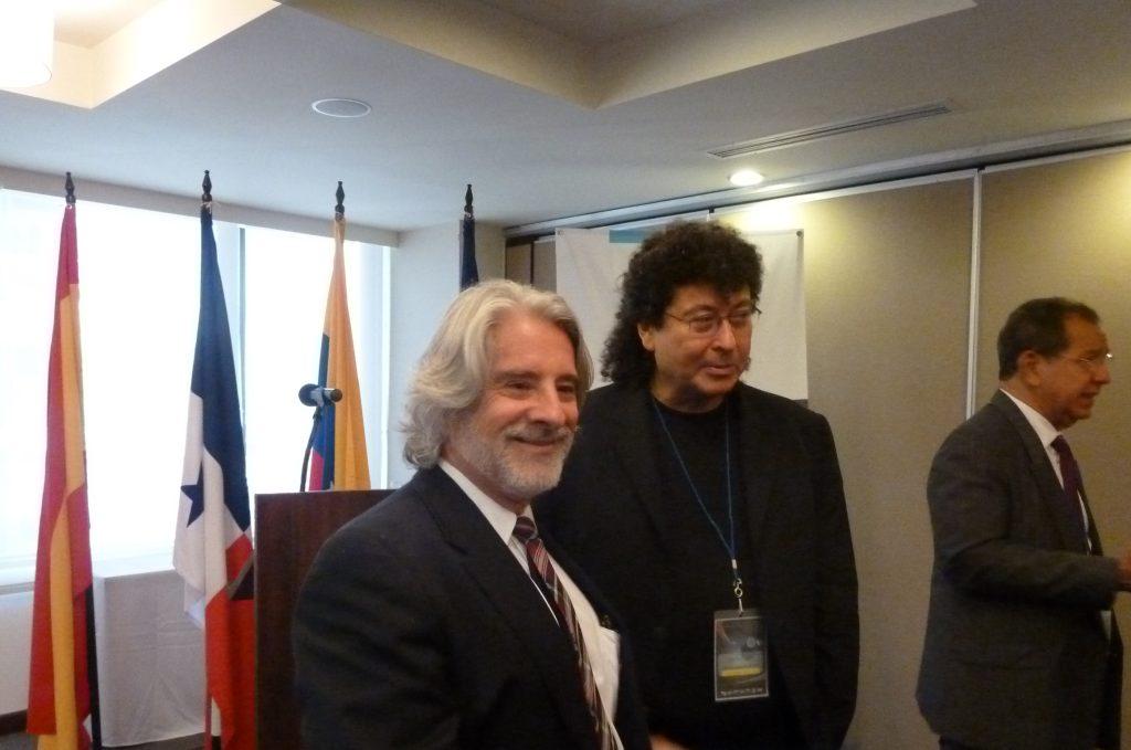 Leonardo Garnier, Angel Ruiz. Agosto 2012